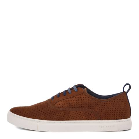 Ted Baker Men's Tan Suede Odonel Sneakers