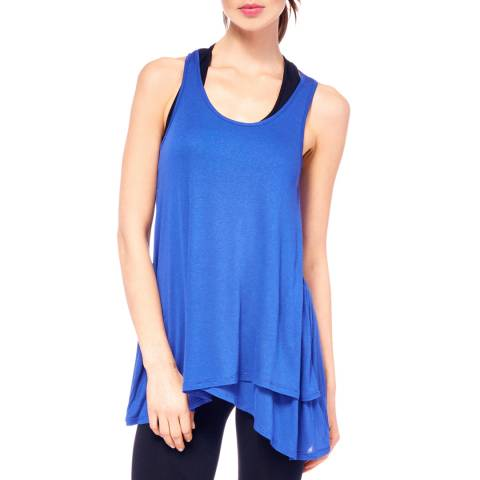 Electric Yoga Royal Blue Loose Tank Top