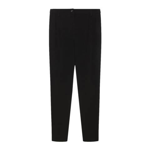 American Vintage Black Holiester Trousers