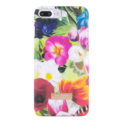 Ted Baker Floral Swirl iPhone 7/8 Plus Case