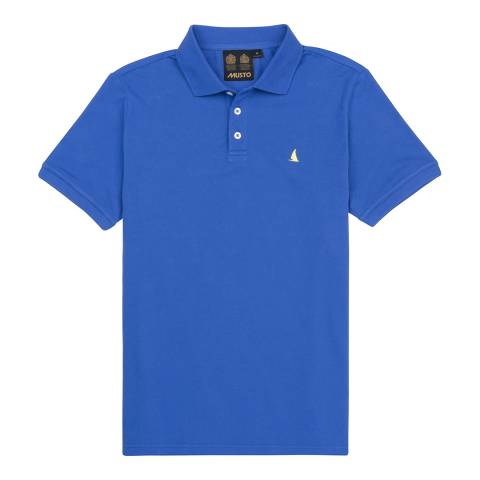 Musto Men's Dazzling Blue Flyer II Polo Shirt