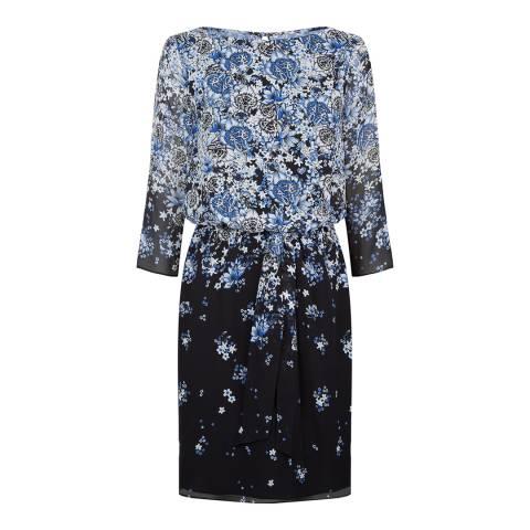 Damsel In A Dress Blossom Delfina Silk Dress