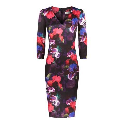 Damsel In A Dress Multi Floral Laurel Dress