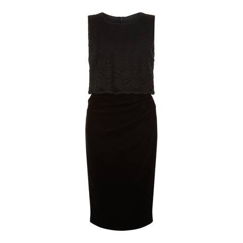 Damsel In A Dress Black Vesper Dress