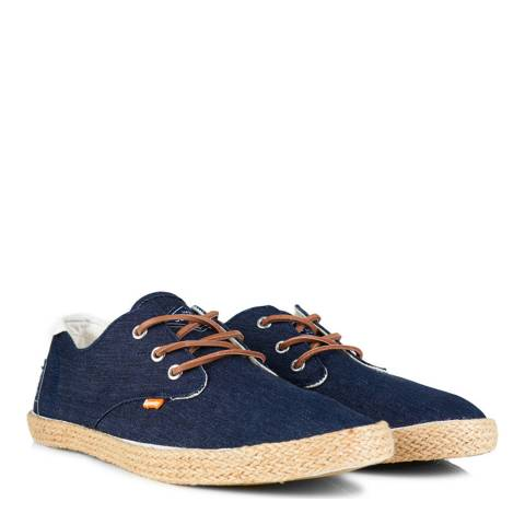 Superdry Raw Denim Skipper Shoes