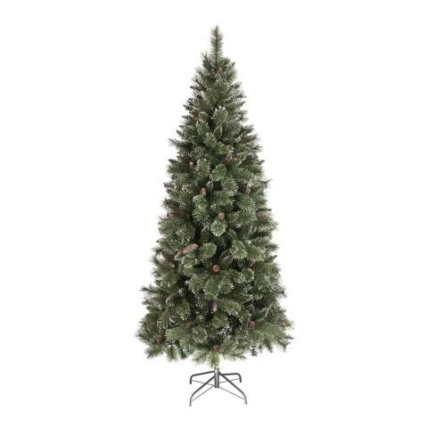 Festive Green Albero Pine Style Tree 180cm