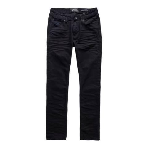 Superdry Blue Ink Denim Slim Fit Corporal Jeans