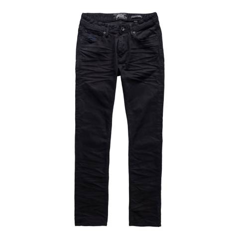 Superdry Blue Ink Denim Slim Fit Corporal Jeans