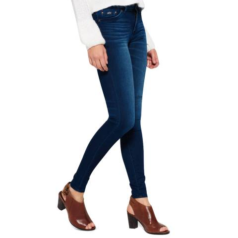 Superdry Midnight Authentic Blue Alexia Denim Jeggings