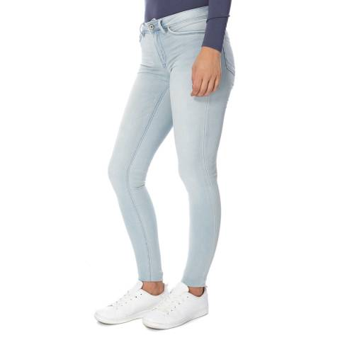 Superdry Beach Blue Alexia Denim Jeggings