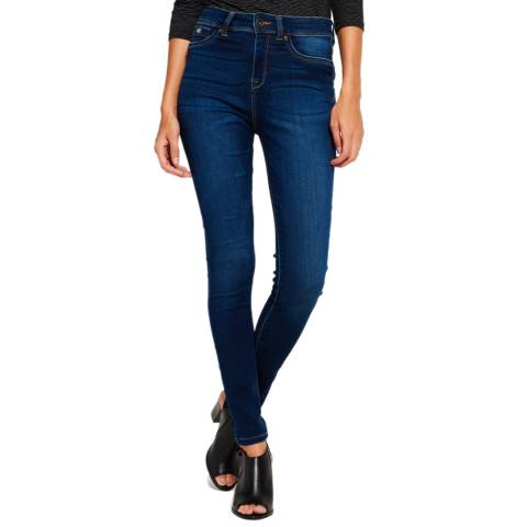 Superdry Miami Rinse Sophia High Waist Super Skinny Denim Jeans