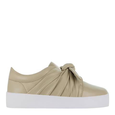 Senso Sand Leather Blend Annie Slip On Trainers
