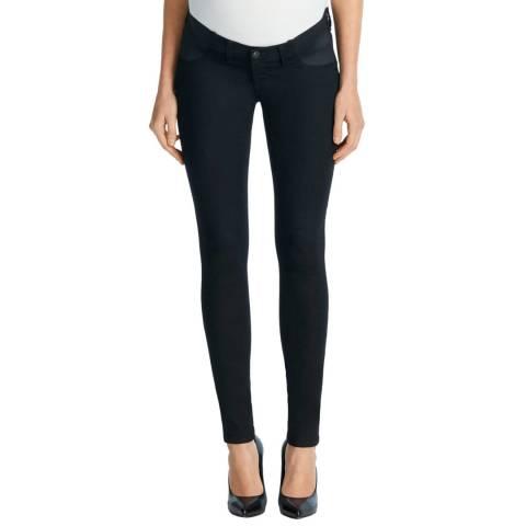 J Brand Indigo Mama J Super Skinny Stretch Maternity Jeans