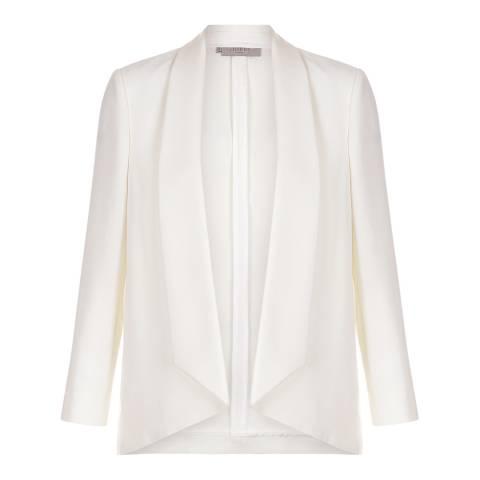 Hobbs London Ivory Tess Jacket