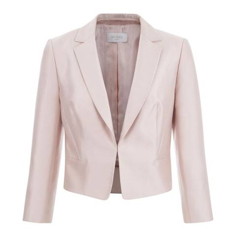 Hobbs London Pink Livia Jacket