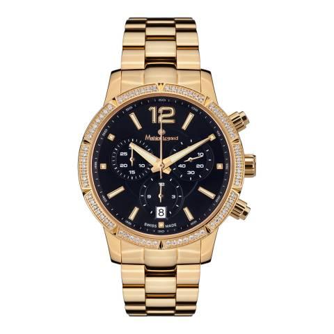 Mathieu Legrand Women's Gold Eclatante Watch