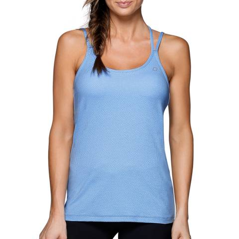Lorna Jane Ice Blue Marl Haven Excel Tank