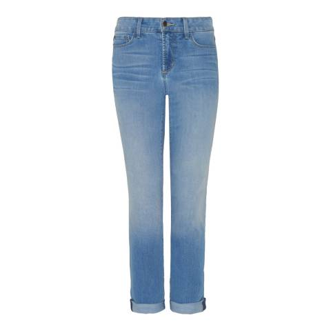 NYDJ Pampelonne Alex Roll Cuff Ankle Grazer Jeans