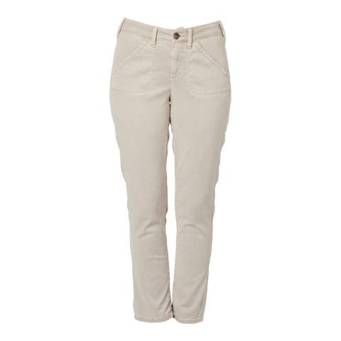 NYDJ Silver Elm Reese Relaxed Chinos