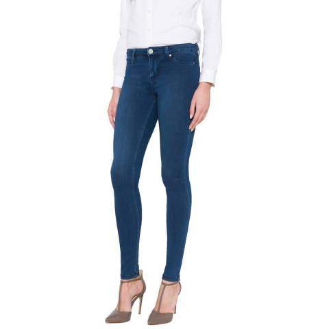 NYDJ Indigo Briana Skinny Cotton Stretch Jeans
