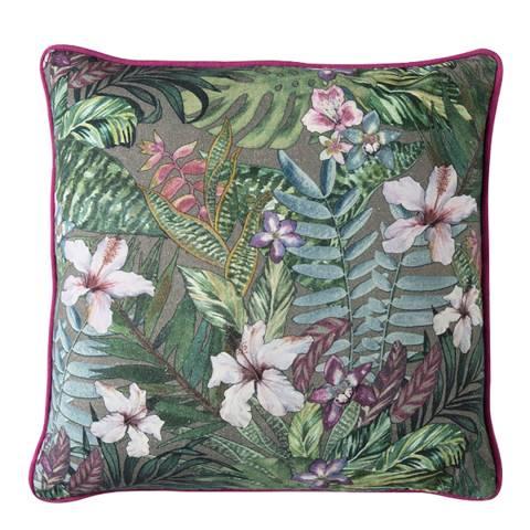 Gallery Multi Rain Forest Cushion 45 x 45cm