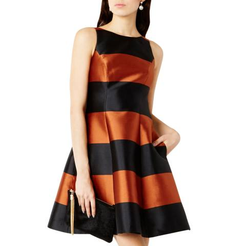 Coast Gold Millana Stripe Dress