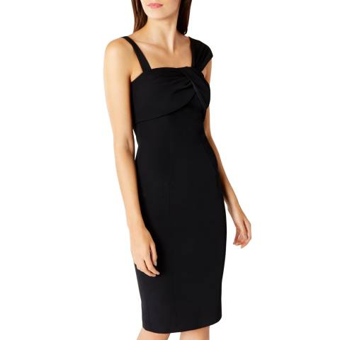Coast Black Alma Shift Dress