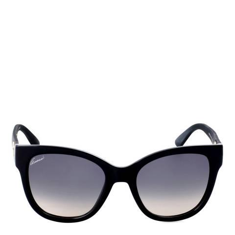 Gucci Unisex Black /Grey Gradient Sunglasses 54mm