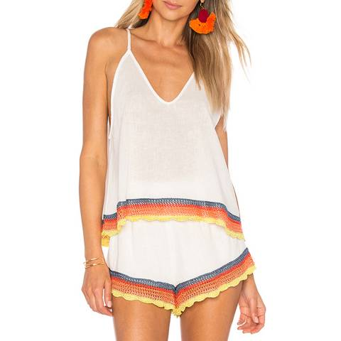 Free People Neutral Combo White Fire Set
