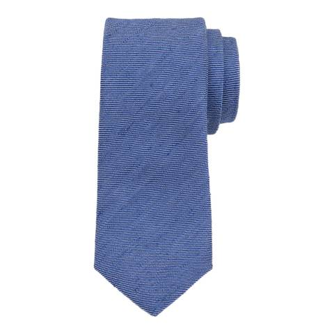 Ted Baker Men's Navy Marnty Plain Tie