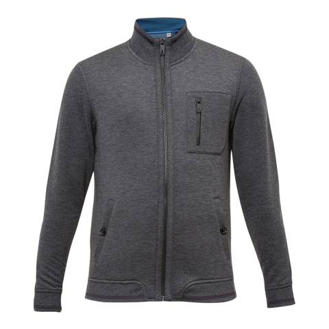 Ted Baker Grey Funnel Neck Jacket
