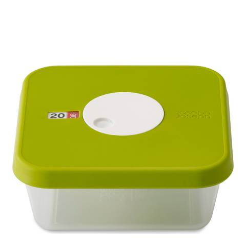 Joseph Joseph Dial Storage Container with Datable Lid, 1.2L