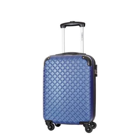 Cabine Size Blue 4 Wheel Cabin Centaur Suitcases 48cm