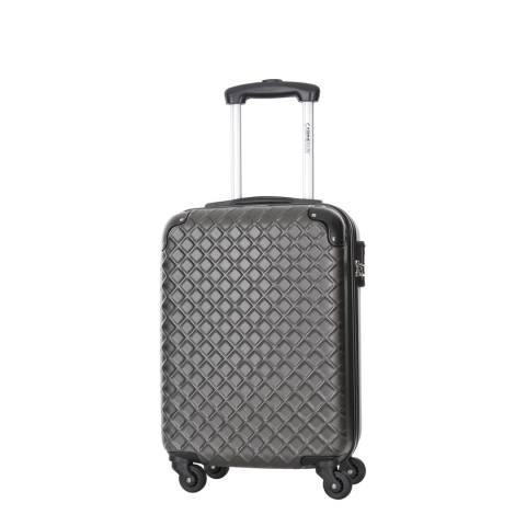 Cabine Size Grey Cabin Spinner Centaur Suitcases 48cm