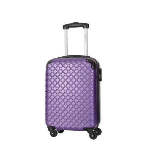 Cabine Size Violet Cabin Spinner Centaur Suitcases 48cm