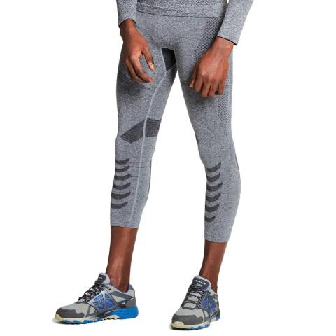 Dare2B Grey Zonal III 3/4 Leggings