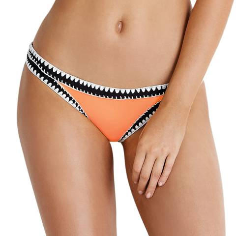 Seafolly Neon Mango Summer Vibe Hipster Bottoms