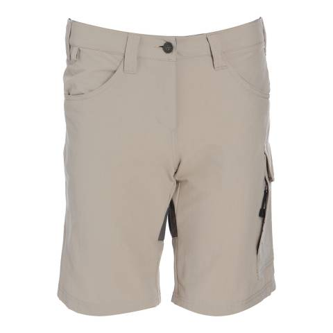 Musto Women's Beige Performance UV Shorts