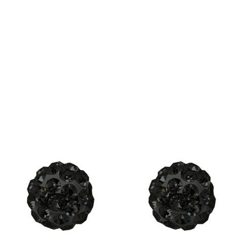 Wish List Blue Crystal Stud Earrings
