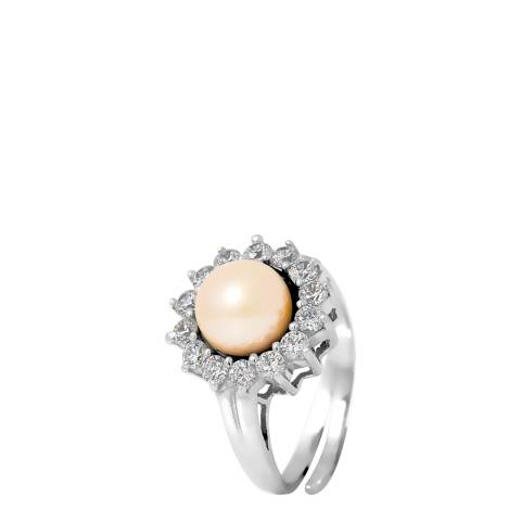 Wish List Pink Pearl Solitaire Ring