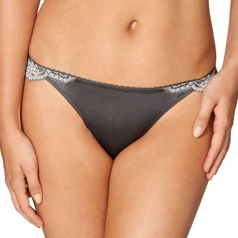 Pleasure State VIP Grey Marlene Michel Mini Briefs