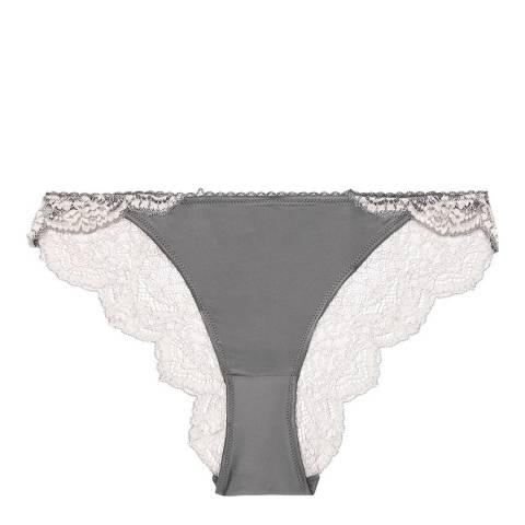 Pleasure State VIP Grey Marlene Michel Mini Briefs