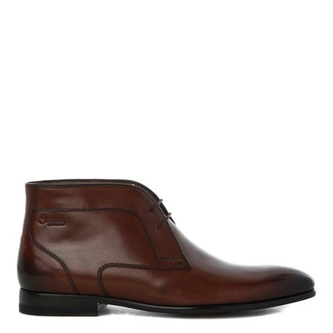 Oliver Sweeney Brown Leather Temes Margil Boots
