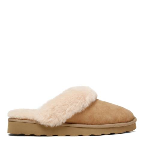 Australia Luxe Collective Sand Suede Classic Slippers