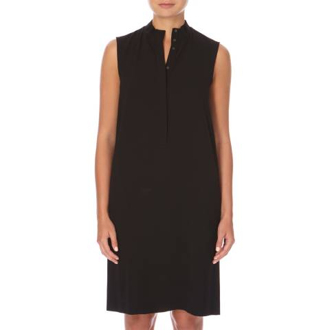 Joseph Black Gil Crepe Dress