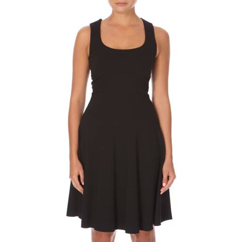 Joseph Black Michele Jersey Dress