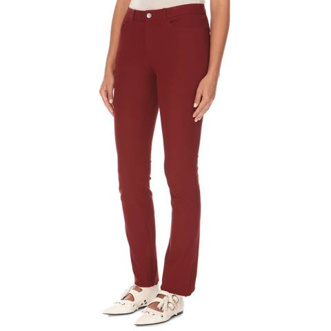 Joseph Red Nino Trousers