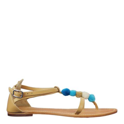 Aspiga Blue Navvy Sandals