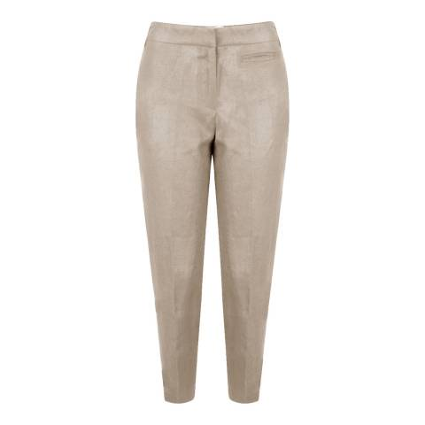 Great Plains Bamboo Lara Linen Tailored Trousers