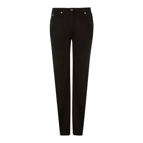 Jaeger Black Five Pocket Trousers